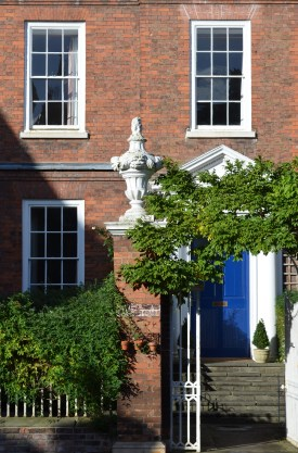 Joint Finishes on Historic Brickwork
