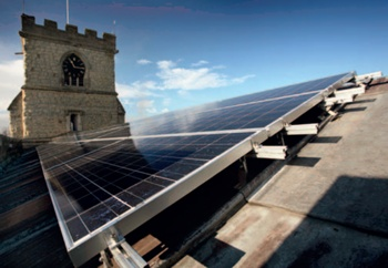 Solar Photovoltaics And Historic Places Of Worship