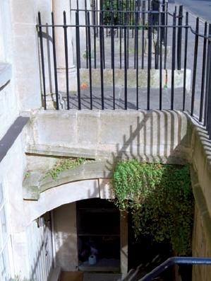 Damp Below Ground Level In Historic Buildings