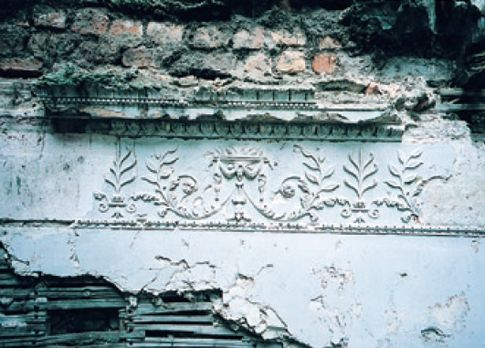 Conserving Decorative Plaster by Richart Ireland