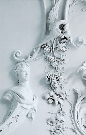 Conserving Decorative Plaster by Richart Ireland