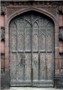 Early And Vernacular Timber Doors