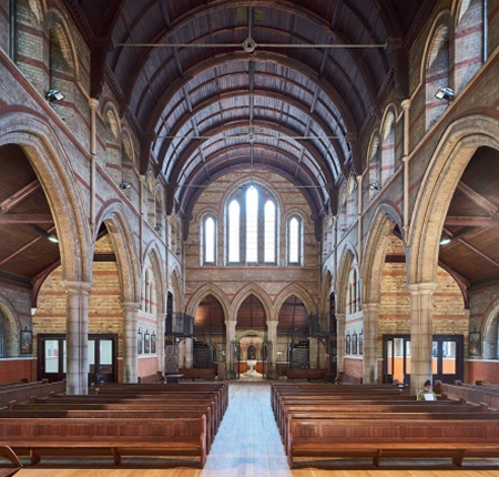 Churches That Offer Meeting Rooms