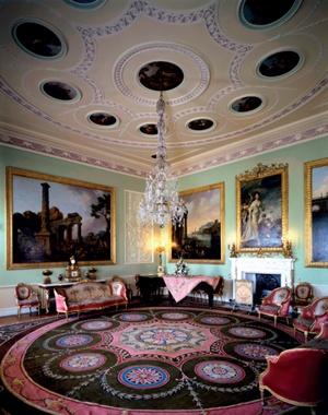 18th Century British Floor Coverings