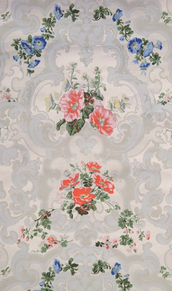 Historic Wallpapers Conservation And Replacement