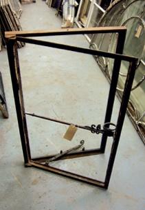 casement window frame only - Metal Window Frames
