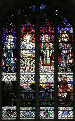 Lest We Forget Stained Glass Memorial Windows Of The