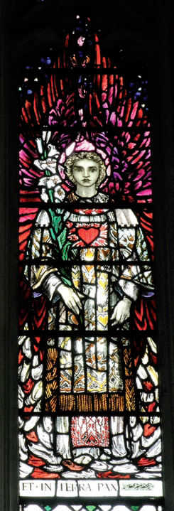 Lest We Forget Stained Glass Memorial Windows Of The Great War