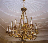 Light Ings In Georgian And Early Victorian Interiors