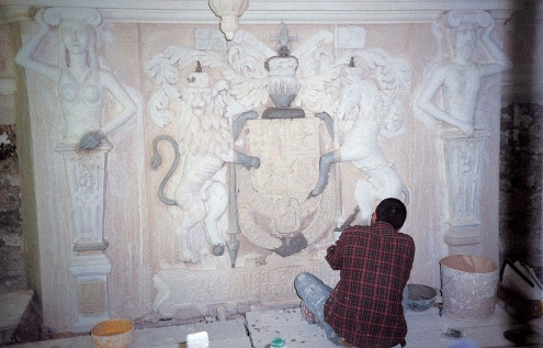 Decorative Lime Plaster