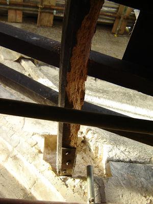 Repairing Historic Roof Timbers