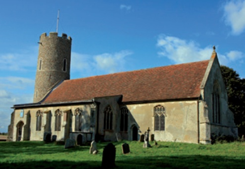 Round Tower Churches