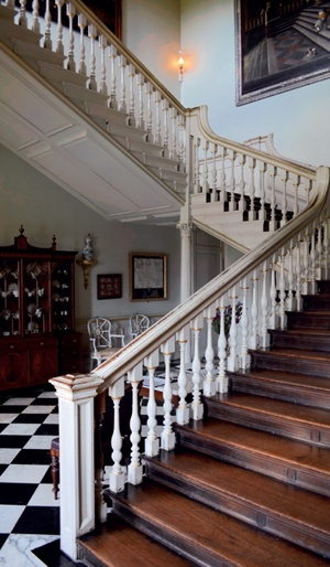 Historic Timber Staircases Management Conservation And