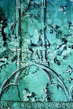 Historic Wallpaper Conservation