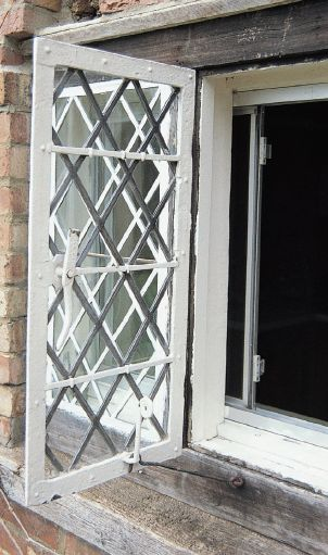 Early Casement Window Furniture